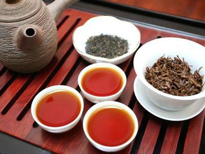 陈香古树普洱茶图片